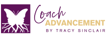 Coach Advancement by Tracy Sinclair Logo